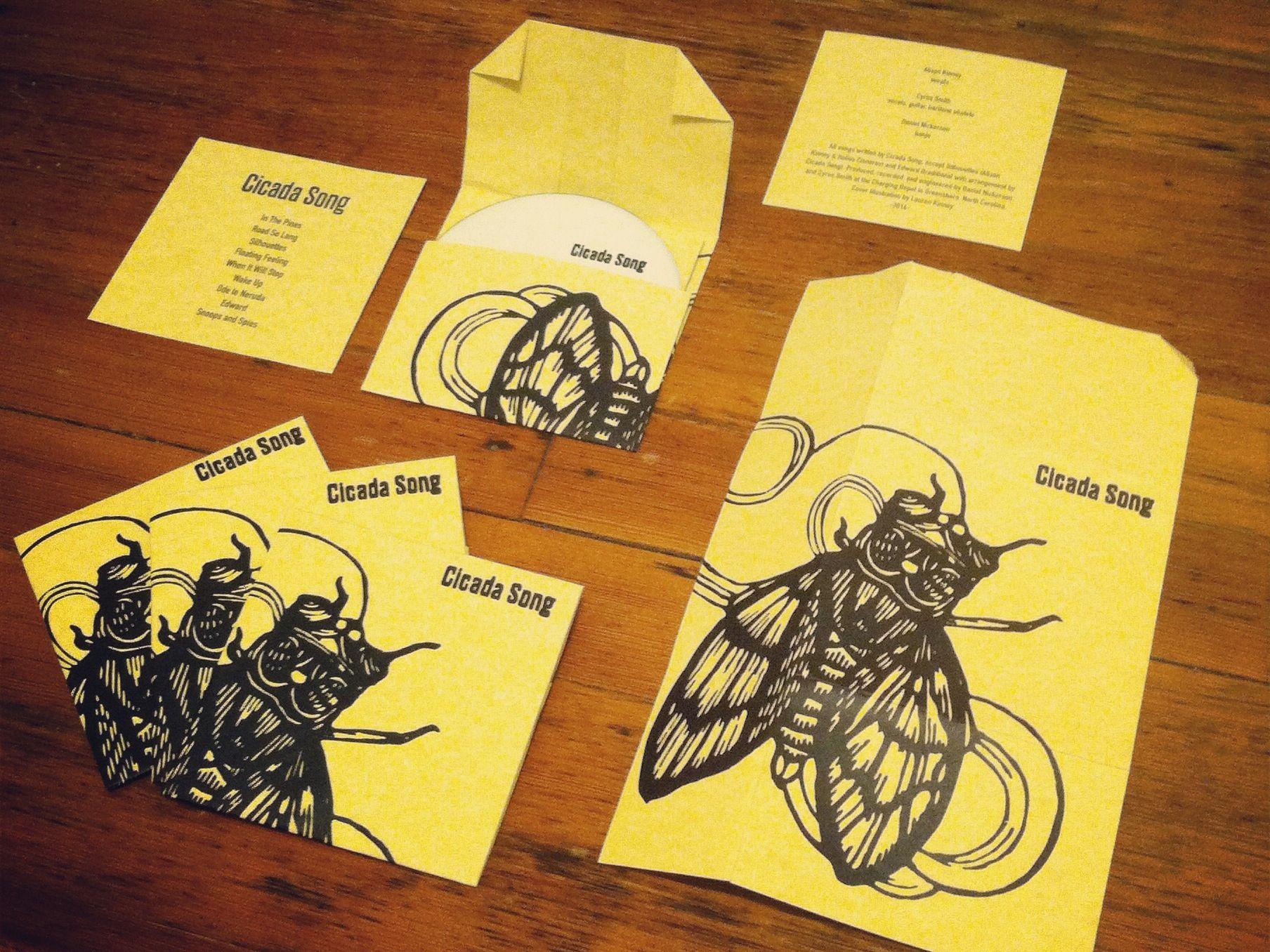 cicada song album website