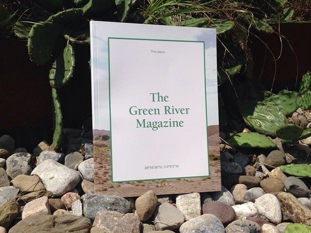 green river magazine website